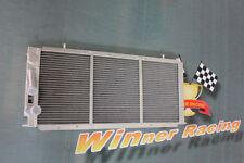ALUMINUM ALLOY RADIATOR/RADIATEUR RENAULT R 21 2L TURBO 1987-1994 HIGH-PERF