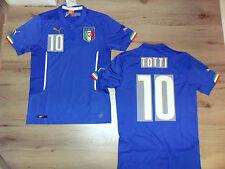FW14 PUMA S HOME ITALIA 10 TOTTI MAGLIA MAGLIETTA MONDIALI SHIRT JERSEY