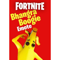 Fortnite Bhangra Boogie Emote - PC / Xbox & PS4, Instant Delivery 24/7