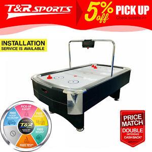 AH08 7FT Air Hockey Table with Bridge Electronic Scorer*
