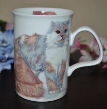 Henley Collection Mug Cat Exotic Fine Bone China Lancaster England