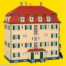 Maison multifamiliale avec Balcon,Les mondes des maquettes H0 Kit de montage 1: