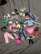 More details for barbie sindy vintage 2000 1999 doll clothes bundle 1