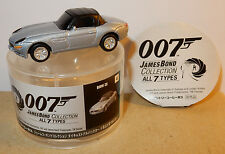 SUNTORY BOSS FRICTION JAMES BOND 007 HO 1/87 BMW Z8 THE WORLD IS NOT ENOUGH