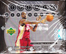 Upper Deck Original Basketball Trading Cards 2003-04 Season