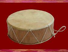 Rahmen Trommel D=18 cm, Kinder Instrument, Inka Indianer Peru Musik, Percussion