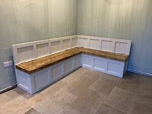 L Shape Dining Set / Banquette Kitchen Dining Seating