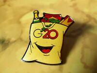 Pin's vintage épinglette Collector pins publicitaire G20 Lot C009