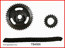 Engine Timing Chain Kit ENGINETECH, INC. TS430X
