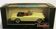 Detail Cars 1:43_ BMW 503 CABRIO 1959 (art. 254) giallo chiaro / clear yellow