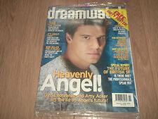 DREAMWATCH MAGAZINE - NO. 91 APRIL 2002 DAVID BOREANAZ & AMY ACKER PETER JACKSON