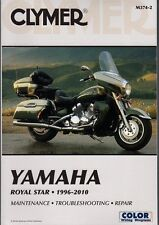 CLYMER MANUAL YAMAHA ROYAL STAR XVZ13TF VENTURE 99-10, XVZ13CT TOUR DELUXE 05-10