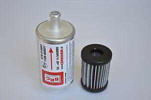 Filtro Originale Gas GPL BRC  12/12 mm + 1 pezzo ricambio.