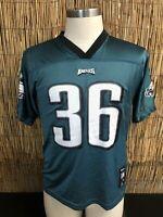 Westbrook #9 Philadelphia Eagles Reebok Green large NFL Men's Jersey