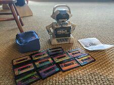 Tiger 2-XL Talking Robot plus 11 tapes, all original