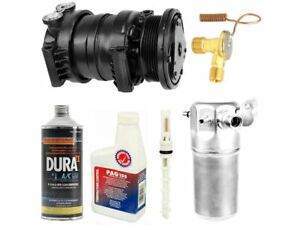 Front and Rear A/C Compressor Kit 2TZN62 for GMC Savana 1500 2500 3500 1999 2000