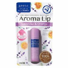 [OMI BROTHERHOOD MENTURM] Aroma Lip LAVENDER & ORANGE Moisturizing Lip Balm 4g