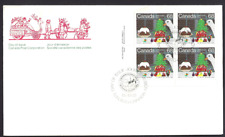Canada  # 1069 LLpb SANTA CLAUS PARADE     Brand New 1985 Unaddressed Cover