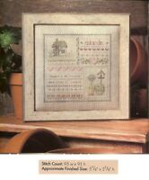 HEARTS AT HOME -  CROSS STITCH PATTERN ONLY HM - RYU