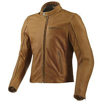 Mens Retro Motorbike Leather Jacket Stylish Hot Real VIntage Brown Rider Jacket