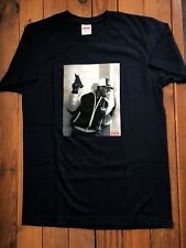 DS New Never Worn Supreme KRS One Navy Tee Shirt Size M SS15 Box Logo