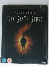 The Sixth Sense Steelbook Zavvi Exclusive Brand New Sealed Region Free Oop