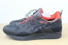 735f70e4dcb7 Asics Gel Lyte V NS G-Tx Gore Tex Running Shoe Black Red HY7J1-