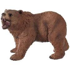 Wildtier-Spielfiguren ohne Verpackung mit Bären 5 cm