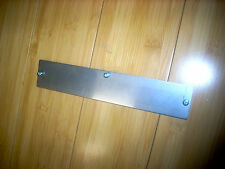 Korg Triton Rack Cover Plate above the audio inputs and outputs ...Rare Find..