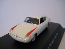 Abarth Fiat 750 Coupe, White 1956 Racing Cars, Starline 517416  Diecast 1/43 NEW
