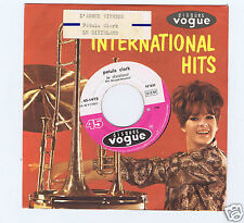 45 RPM PETULA CLARK JUKE BOX LE DIXILAND /L'AMOUR VIENDRA