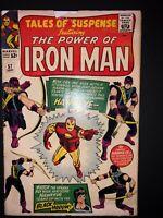 US Comic Marvel: Tales Of Suspense #57 1st Appearance Hawkeye