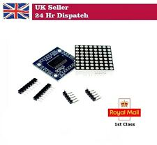 MAX7219 Dot Matrix Microcontroller Module KIT Raspberry Pi Arduino