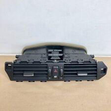 04-10 BMW 5 SERIES 525I 528I 530I 535I 550I Upper Dash Air Vent hazard switch