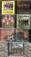 Los Rieleros Del Norte 7 Cd Pack