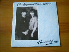 CLIVE GREGSON & CHRISTINE COLLISTER Home and away US LP FLYING FISH 1987
