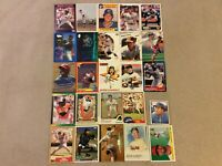 HALL OF FAME Baseball Card Lot 1973-2020 DEREK JETER ALBERT PUJOLS TOM SEAVER +