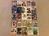HALL OF FAME Baseball Card Lot 1973-2020 DEREK JETER ALBERT PUJOLS TOM SEAVER +