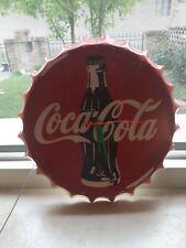 coca cola orologio vintage