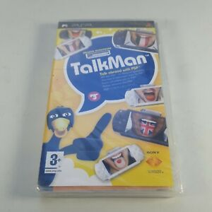 *Brand New Sealed* Talkman Playstation Portable PSP + Microphone Game PAL