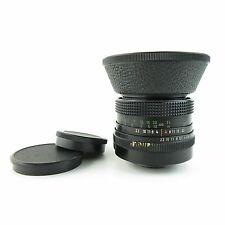 M42 Carl Zeiss Jena PANCOLAR electric 1.8/50 MC Objektiv / lens + hood