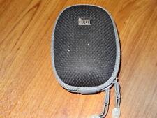 """Genuine Oem Black C Icon Camera Case Bag Mscm1101-Blk - 4"""" x 2"""" x 5"""""""