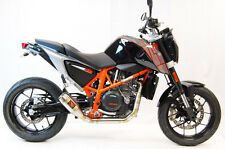 Full Exhaust Competition Werkes WKT690 for 12-15 KTM 690 Duke Applications