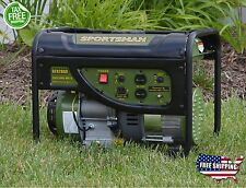 Portable Generator 2000 Watt power Quiet Sportsman inverter generac Outdoor new