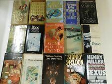 51 Bücher Taschenbücher englische Taschenbücher Romane Sachbücher u.a. Paket 1