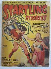 Startling Stories Nov 1948 Arthur C Clark / Ray Bradbury Stories!