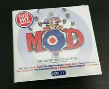 5 DISC CD ALBUM - 100 HIT TRACKS - MOD - ULTIMATE COLLECTION - NEW AND SEALED