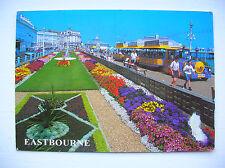 Eastbourne –-- Carpet Gardens and Dotto Train.