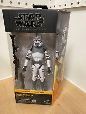 Star Wars The Black Series Kamino Clone Trooper 6 inch figure CLONE WARS