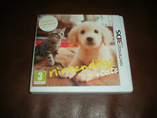 JEU NINTENDO 3DS NINTENDOGS + CATS - GOLDEN RETRIEVER